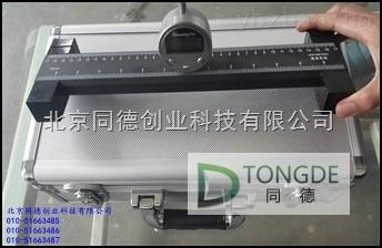 玻璃厂用平整度仪 手持式钢化玻璃测平仪 平整度测试仪