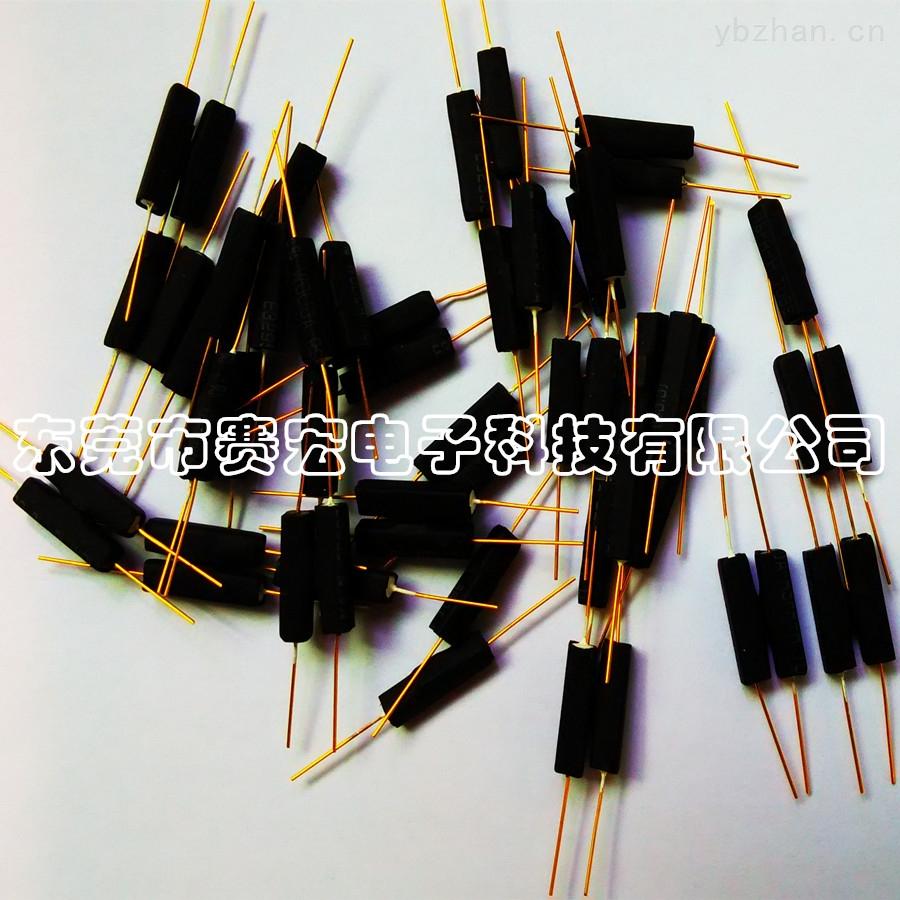 常闭型塑封干簧管  原装进口干簧管 14MM