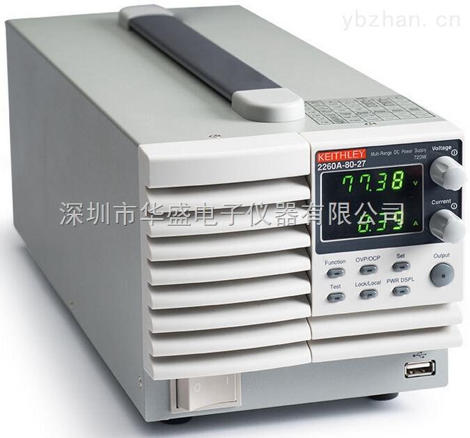 供应-回收时利2260A-80-27 720W可编程直流电源