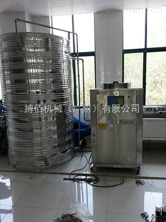 给循环水箱降温,制冷,冷却用的工业冷水机