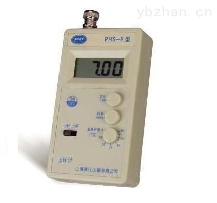 PHS-P型 水质PH检测仪