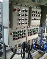 电伴热防爆数显温控箱/防爆仪表控制箱非标