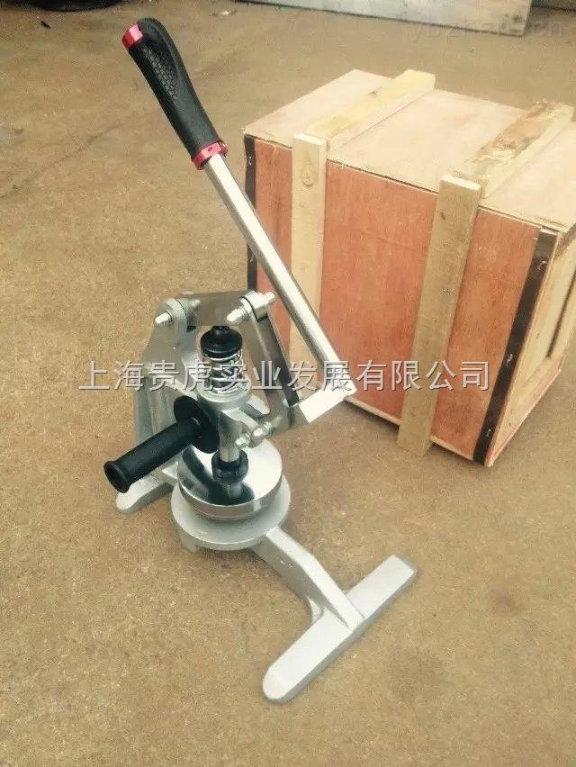 圆盘取样刀,手压式取样器GH-100