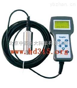 库号:M286238-便携式污泥浓度计(便携式悬浮物测定仪))