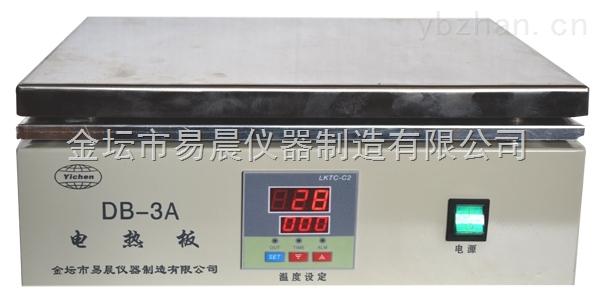DB-數顯恒溫電熱板