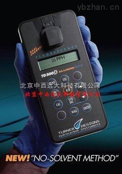 庫號:M335856-便攜式測油儀(手持式油份濃度測定儀)美國 型號:TD-500D