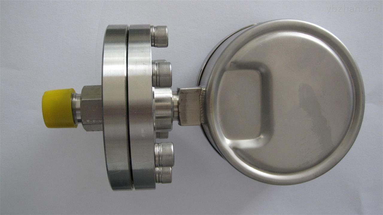 YTP-100H-97-隔膜压力表