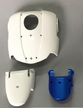 供应机械配件 机器人配件精密喷漆喷涂加工