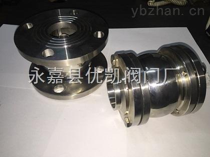HC41X-HC41X衛生級消聲止回閥