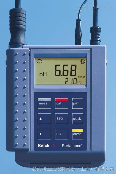 代理德国Knick工业在线水质分析仪