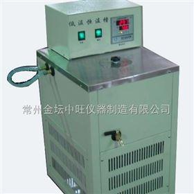 DC系列立式低温恒温水槽厂