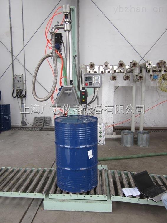 食品油灌装机_200升灌装机/防腐蚀灌装机