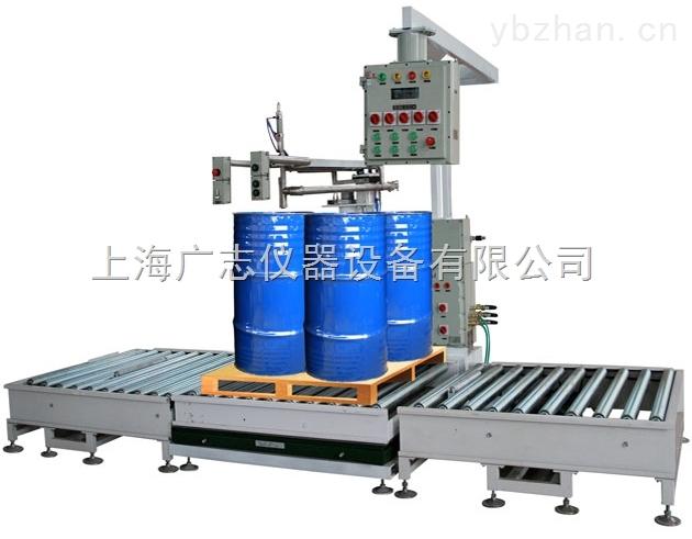胶水、固化剂、 200L自动灌装机