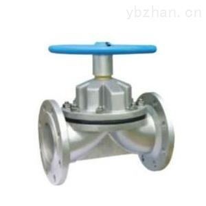 衛生級隔膜閥
