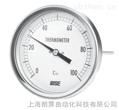 WISE T110工业双金属温度计