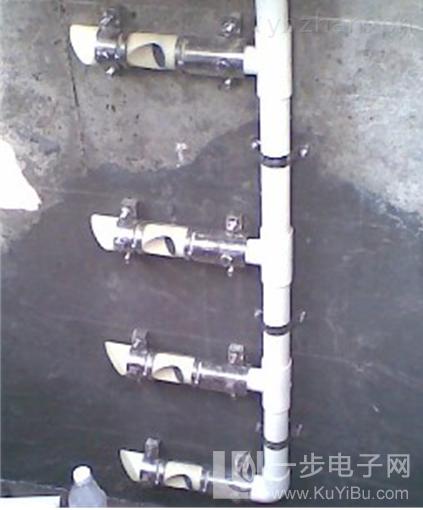 TDCSB-1500-大口徑管段式 超聲波流量計