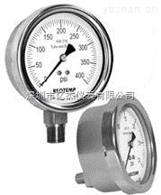 PR系列-美国REOTEMP工业全焊接不锈钢压力表