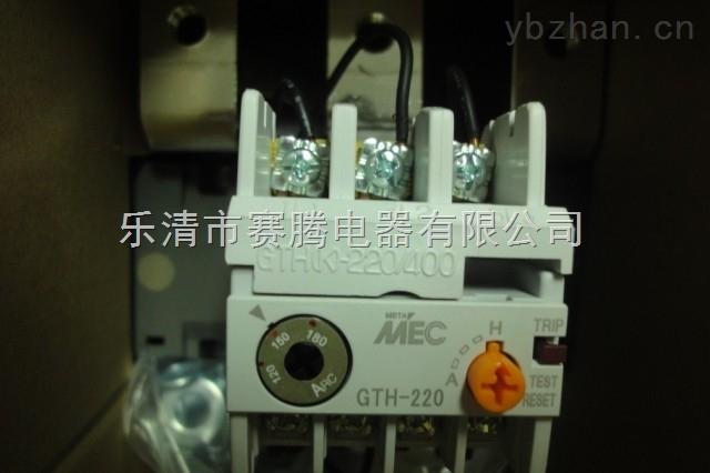 一、用途与适用范围 GMR-8接触器式继电器MEC MCCB(ABE)系列塑料外壳式断路器(以下简称断路器),是韩国LS产电公司采用国际先进设计、制造技术研制、开发的新型断路器之一,按照其额定极限短路分断能力(lcu)的高低,分为ABE型(经济型)、ABS型(标准型)。该产品具有体积小、分断高、飞弧短(部分规格零飞弧)、抗震动的特点,是陆地及船舶试用的理想产品。适用于交流50Hz,额定绝缘电压690V及以下,额定工作电压415V的电路中作线路不频繁转换和电动机不频繁起动之用。断路器具有过载、短路和欠电压保