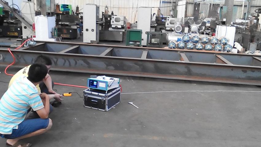 振动处理焊接应力机