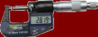 数显千分尺(0-25mm) 型号:M384859