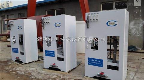 水厂消毒设备次氯酸钠发生器生产技术研究