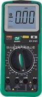 DY3102ADY3102A 雙色注塑新型數字萬用表
