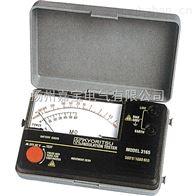 MODEL 3165共立MODEL 3165 指针式绝缘电阻测试仪