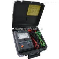 KEW 3121A/3122A共立KEW 3121A/3122A/3123A高压指针绝缘电阻测试仪