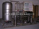 1吨每小时双级反渗透纯水设备
