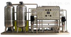 5吨每小时双级反渗透纯水设备