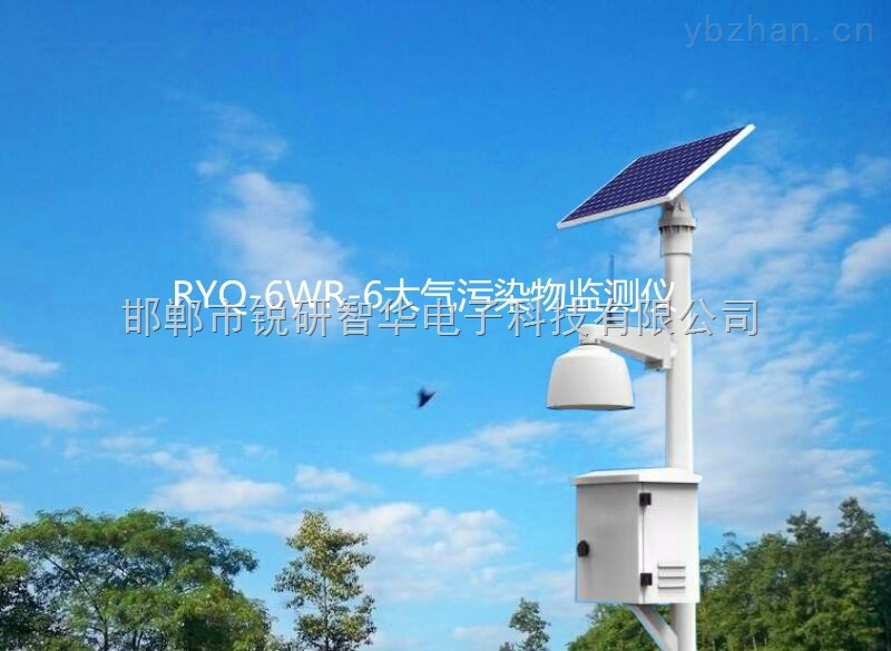 RYQ-6WR-6-大气污染物测量仪RYQ-6WR-6(两尘四气)
