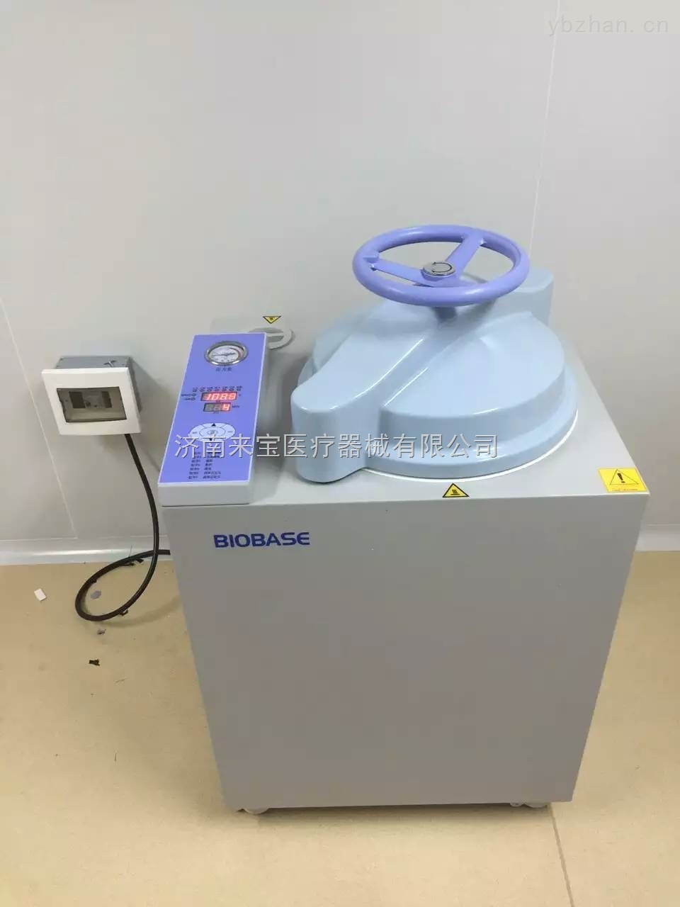 全自動高壓蒸汽滅菌器