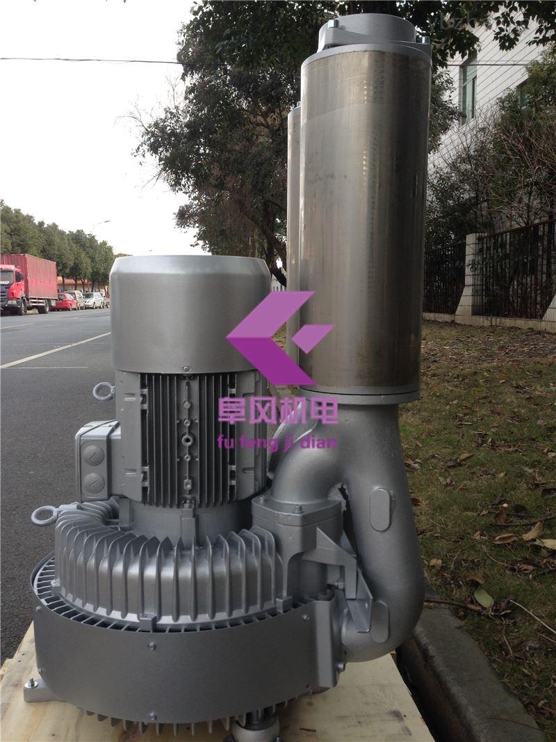 25kw旋涡高压风机、旋涡鼓风机厂家