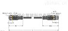RKC4T-10-RSC4T/T传感器电缆 图尔克RKC4T-10-RSC4T/TXL