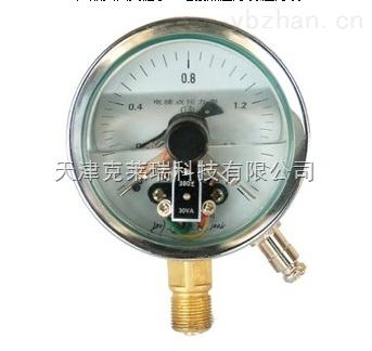不銹鋼耐震電接點壓力表