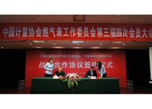 中国计量协会燃气表工作会议隆重召开 专家齐聚