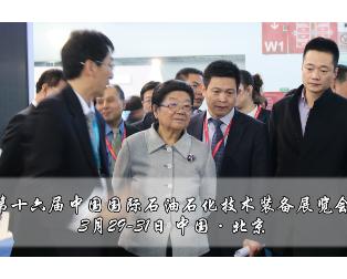 第16届中国国际石油石化技术装备展览会