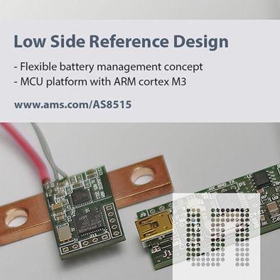 奥地利微电子的智能电池传感器(ibs)设计适用于监测最新磷酸铁锂汽车