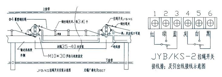 拉绳式马桶水箱结构图
