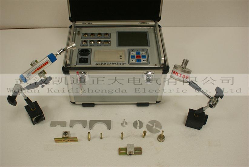 kdgk-i 直线传感器开关特性测试仪 旋转传感开关测试仪