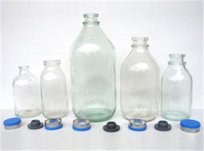 玻璃输液瓶电子轴偏差测量仪检测产品