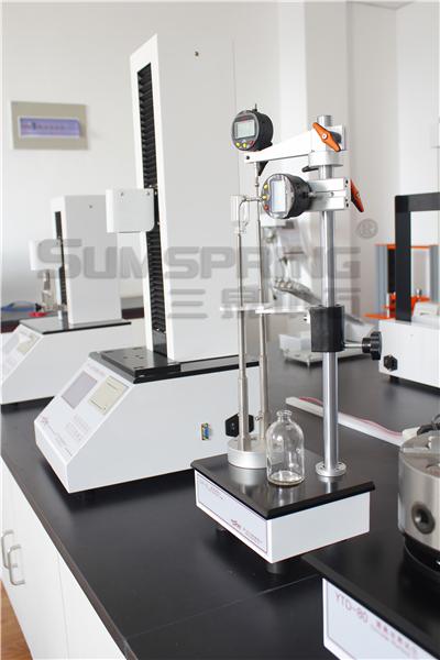 玻璃瓶壁厚测量仪