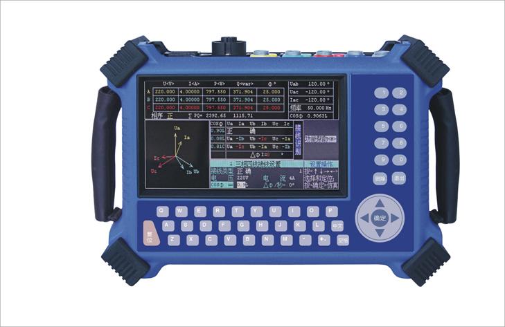 电能表校验:能够校验单/三相有功,无功电子式电能表,标准电能表,机械
