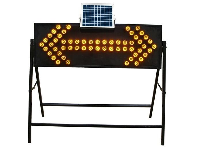 ①太阳能爆闪灯由太阳能板,蓄电池,led灯组以及电脑芯片控制器等部分
