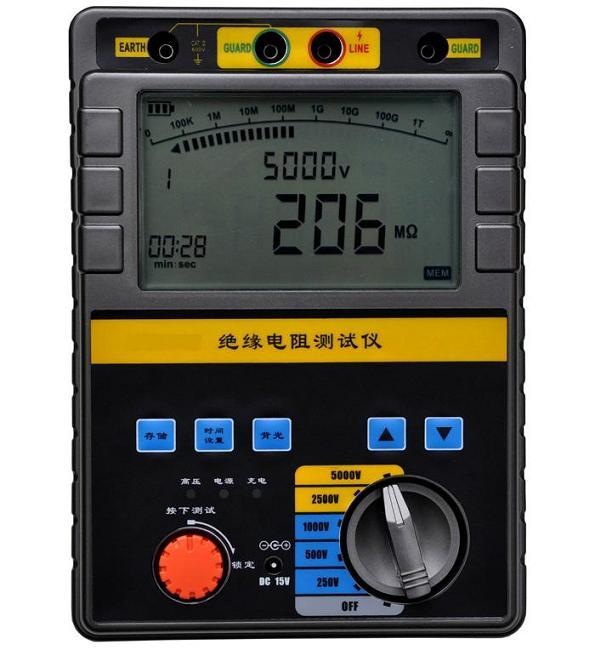 绝缘电阻测试仪/电阻测试仪报价