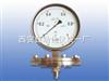 耐震隔膜压力表,不锈钢隔膜压力表