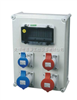 RSM-030 series組合插座箱