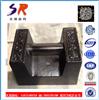 西安电梯砝码销售 25kg铸铁砝码价格